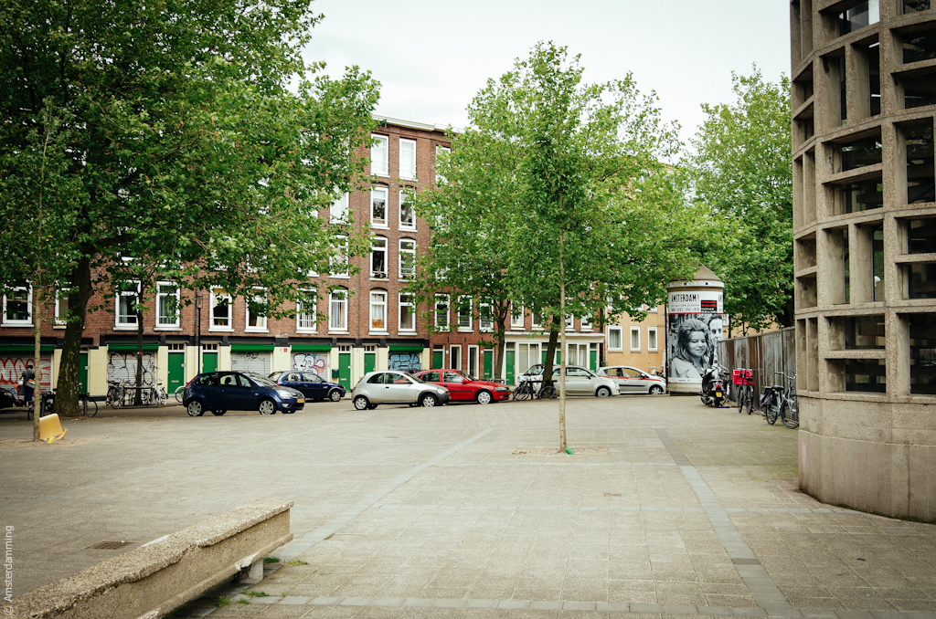 Amsterdam East: Wibautstraat