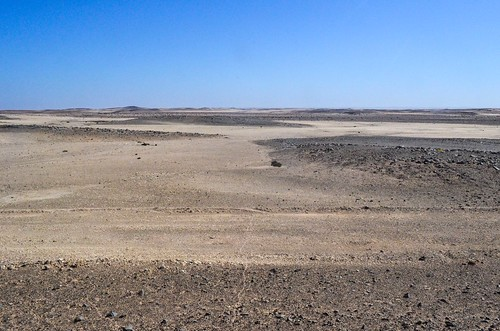 Deserted Nambia