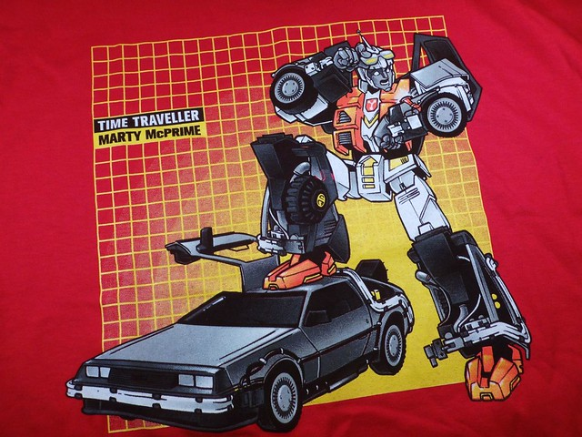 June 2014 Loot Crate shirt