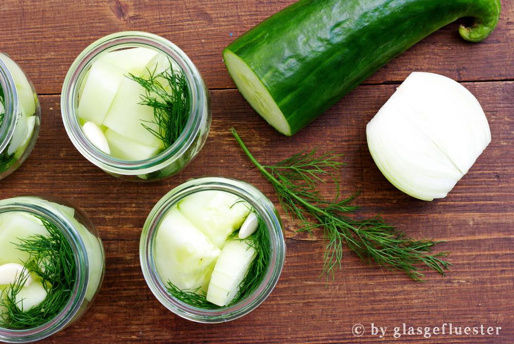 Senf-Dill-Gurken by glasgefluester 3 klein