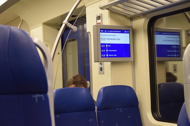 поезд из аэропорта