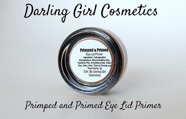 darling girl cosmetics primped and primed