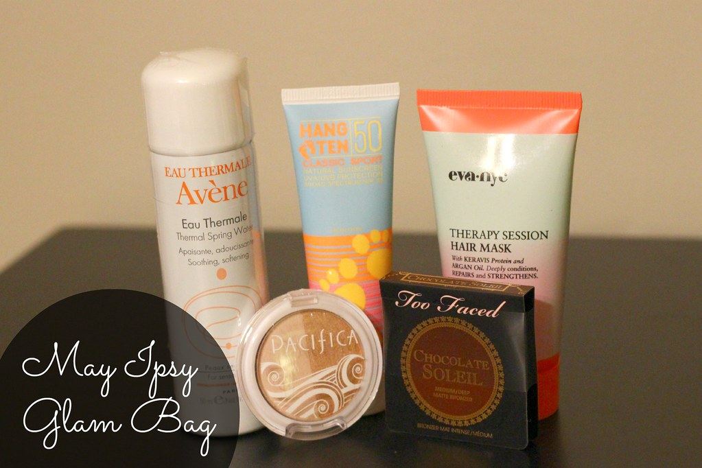 May 14 glam bag