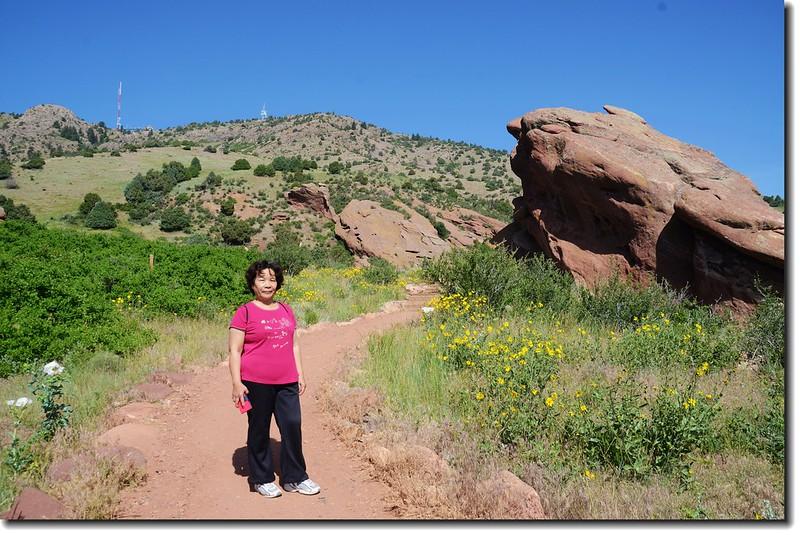 Red Rocks Trail 4