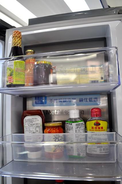 三星愛現門冰箱