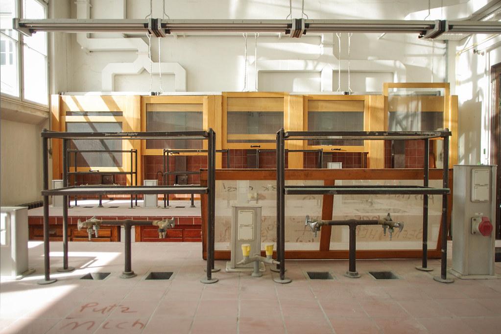 Visiter Berlin - Institut de biologie