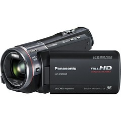 Panasonic 32GB HC-X900ME Expert HD Pal Camcorder