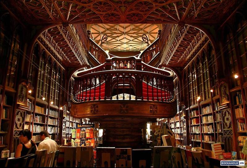 Livraria Lello (Porto, Portugal) 2