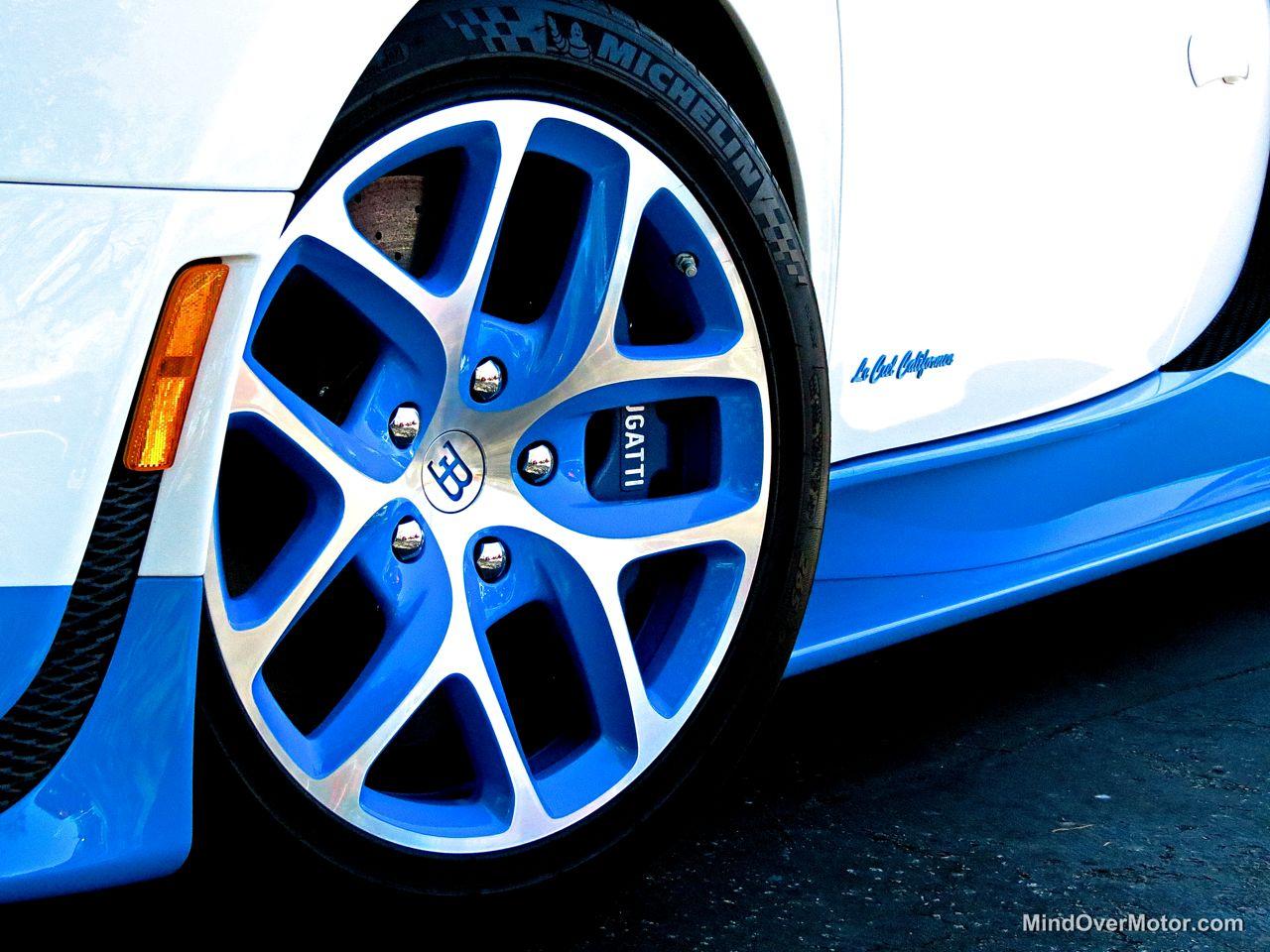 Bugatti Veyron Grand Sport Vitesse Wheel