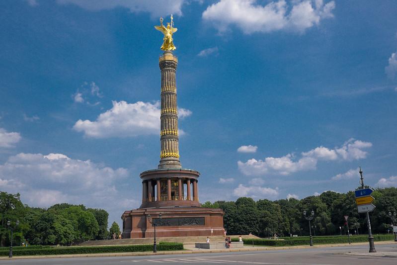 Berlin Victory Column (Siegessaule)