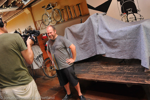 Finch-fiets unveiling at Velo Cult-2