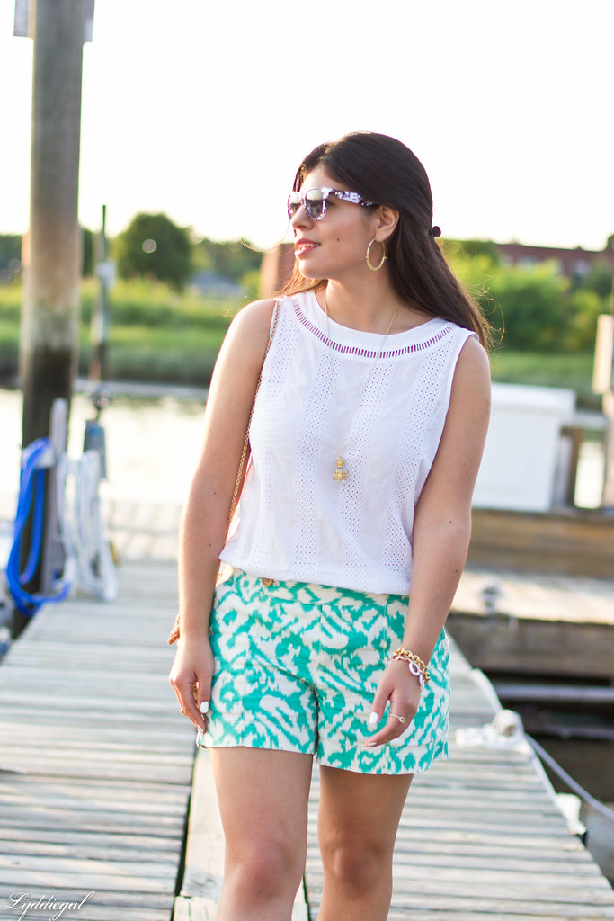 mint ikat shorts, white eyelet top-1.jpg