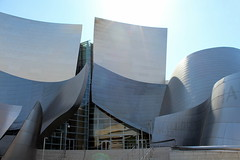 Los Angeles: Downtown Los Angeles - Walt Disney Concert Hall