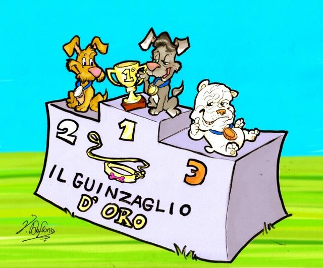 Noicattaro. Vignetta Guinzaglio d'Oro
