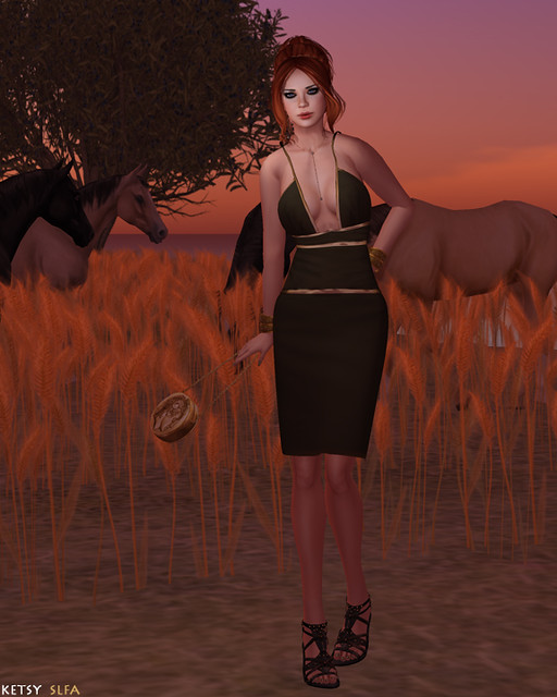 COLLABOR88 - The Fates: Clotho (New Post @ Second Life Fashion Addict)