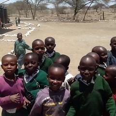 Kids in # tanzania