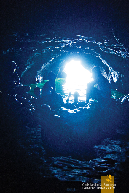 Cabacungan Cave at Dasol's Balas Nagtaros Island