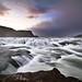 Upper Gullfoss - Waterfall in Iceland by JoeyHelms Photography •2.5MViews&10kFollowers•