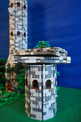 Rapunzel's Tower - Modular Sections