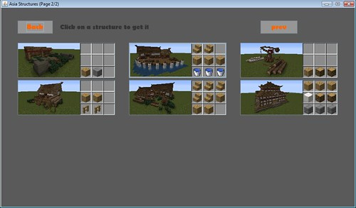 14740810458 d56756bfe6 MaggiCraft Instant Structures Screenshots and Recipes