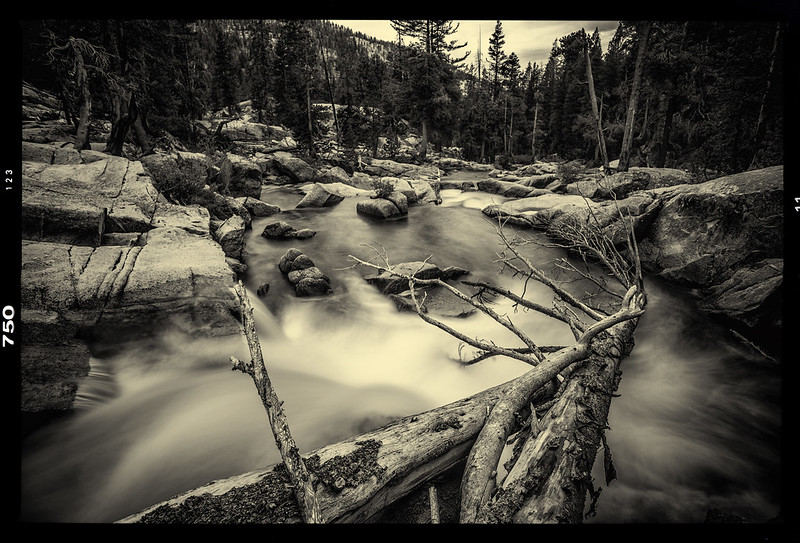 Bear Creek long exposure