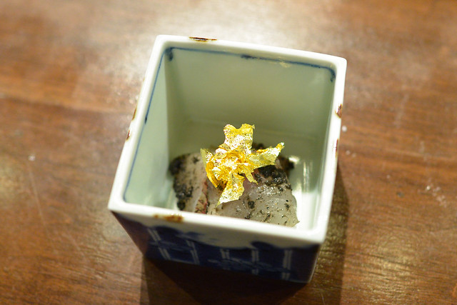 Japanese Snapper black sesame
