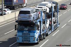 Volvo FM 400 6x2 Car Transporter - T4 ECM - ECM - M1 J10 Luton - Steven Gray - IMG_1012