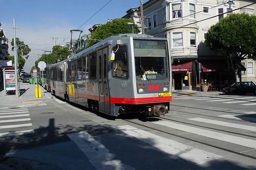 San Francisco LRV 1506B