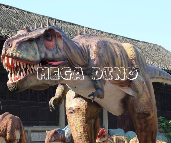Customized Dinosaur Model