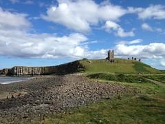Dunstamburgh Castle, Northumberland