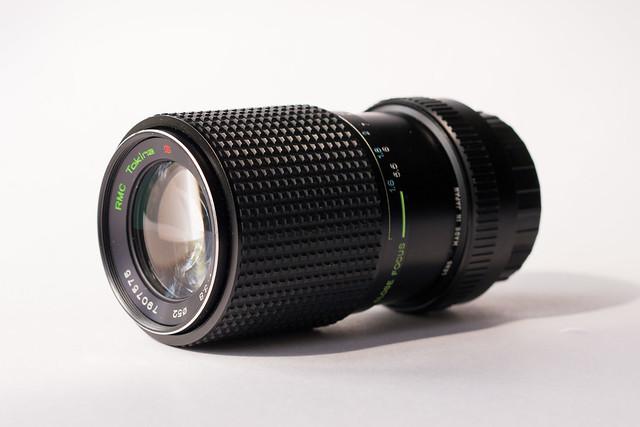 Tokina RMC 75-150 f/3.8