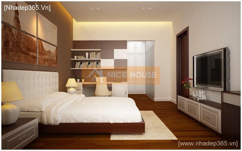 Thiết kế nội thất nhà phố Anh Đồng - HN_06