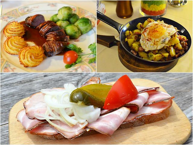 Austrian food montage 4