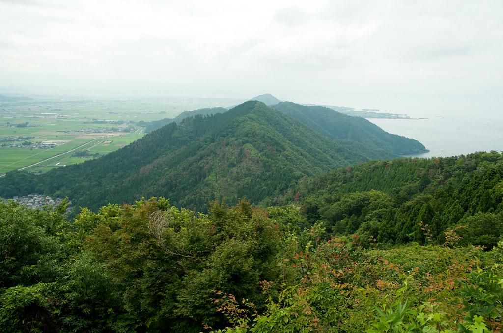 山本山〜賤ヶ岳