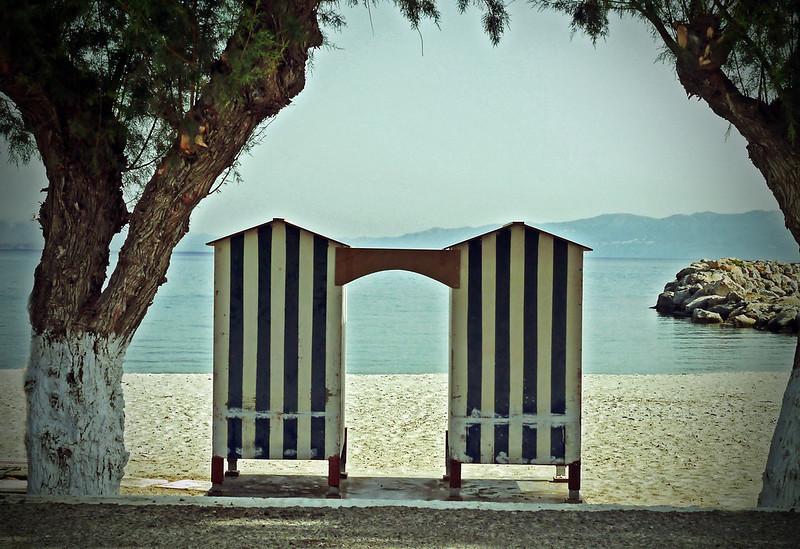 Agia Pelagia beach  ( Kythíra,  Greece)