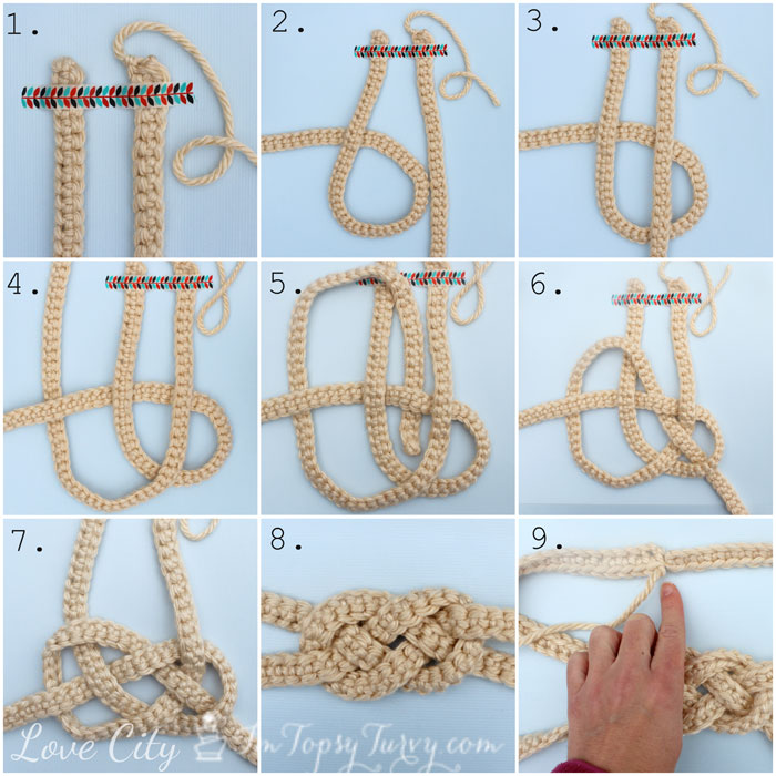 crochet-sailors-knot-belt-collage