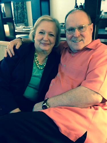 Otis Conner & GM Lou Kirchen