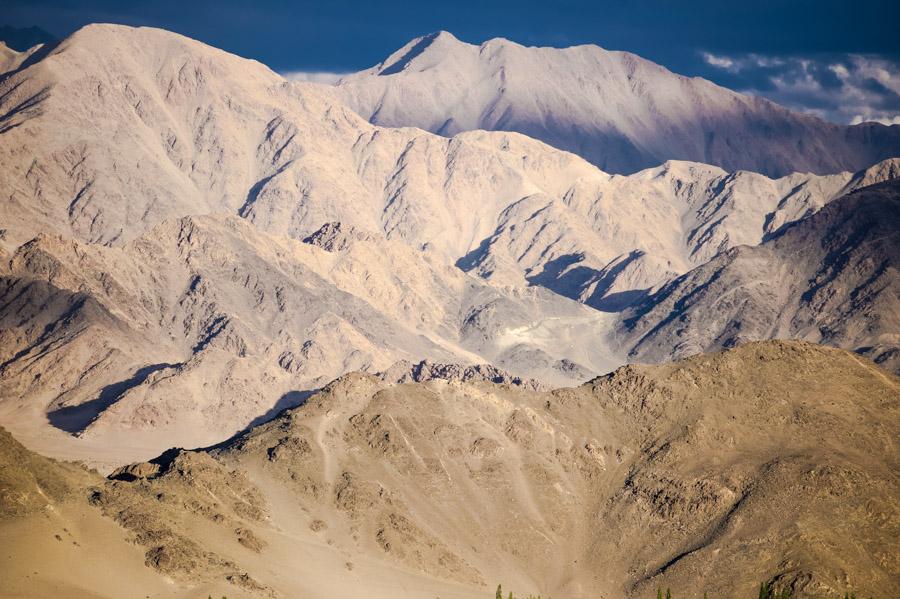 Гималаи. Вид на Долину Ле. Монастыри Ладакха (Монастыри малого Тибета) © Kartzon Dream - авторские путешествия, авторские туры в Ладакх, тревел фото, тревел видео, фототуры