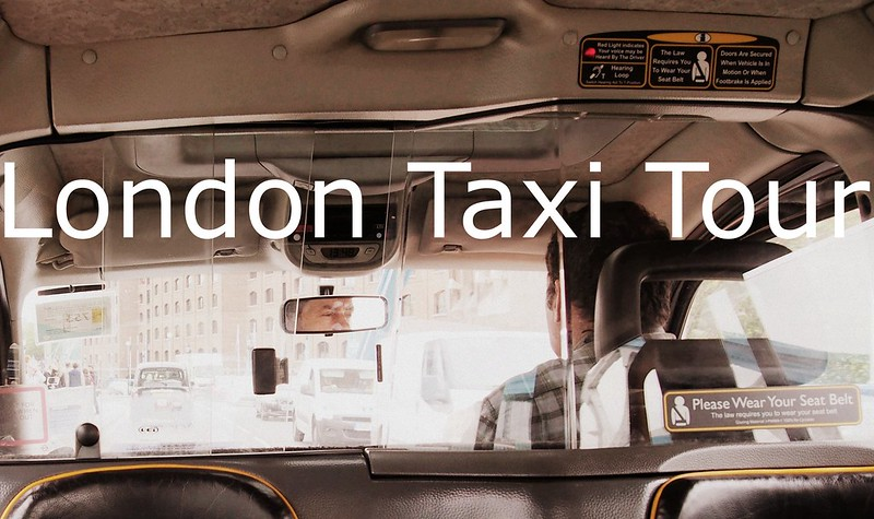 LondonTaxiTour
