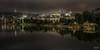 ** Fog over Prague **