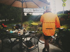 Part II, Day 5: Excellent breakfast at Ceclia's Garden Cafe in Los Osos to start our day