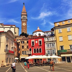 [#City] #Piran, one of the most beautiful #slovenian city's for me ⚓️⛵️