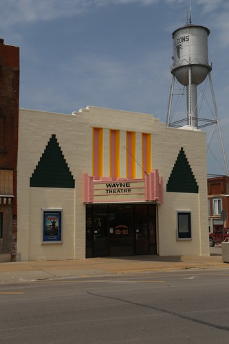 movietheater corydoniowa waynetheater waynecountyia