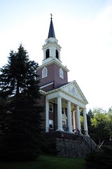 Lorimer Chapel at Colby College
