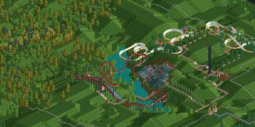 RollerCoaster Tycoon World announced for PC, releasing early 2015
