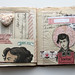 Sewn Journal Pages III by Paper Relics (Hope Wallace)