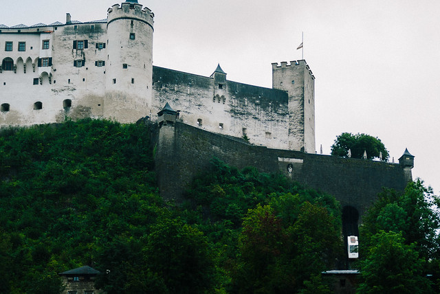 Festung (fortaleza) Hohensalzburg - Salzburgo