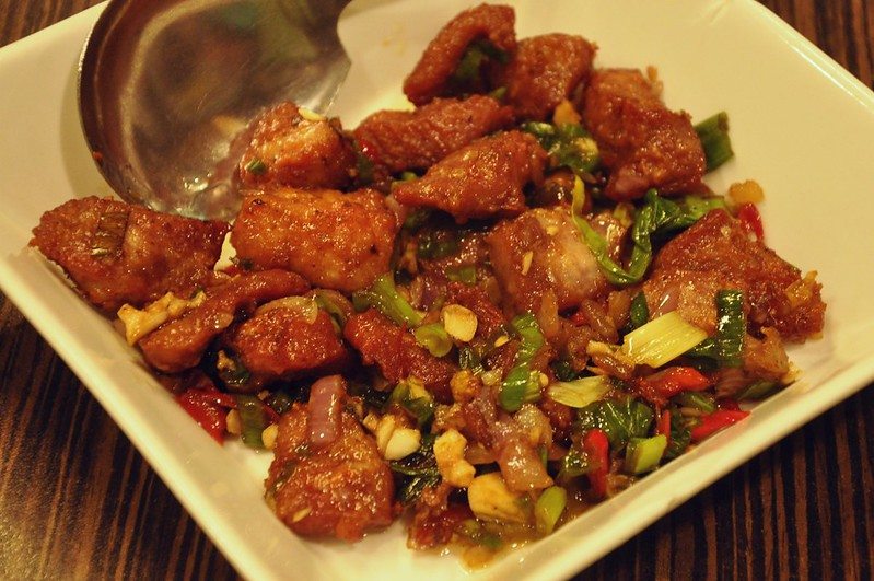 Salt and Pepper Pork