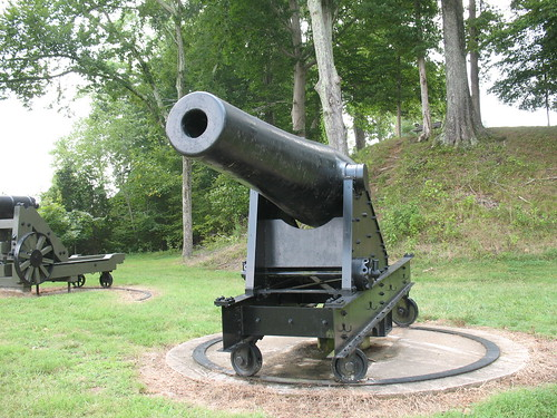 Upper River Battery - Fort Donelson