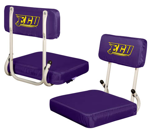 East Carolina University ECU Pirates Hard Back Stadium Seat